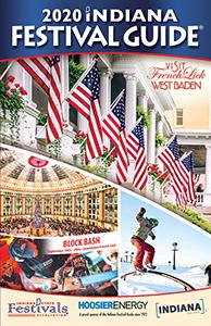 Indiana Festivals Guide Cover